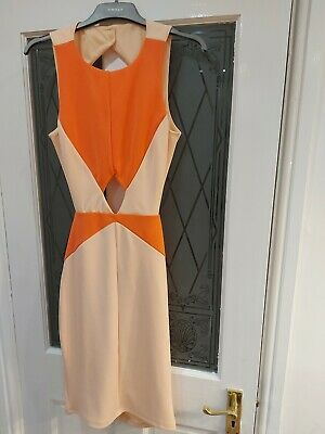£10 • Buy Coral Cut Out Dress