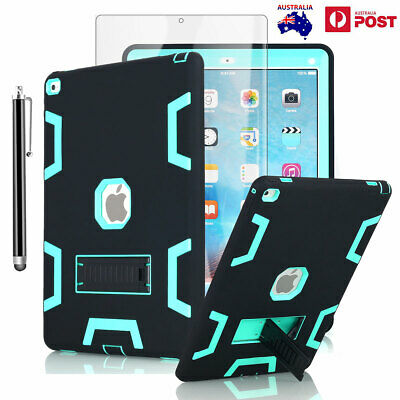 AU28.99 • Buy For Apple-12.9-Inch IPad Pro (2015 /2017) Case Shockproof Heavy Duty Stand Cover