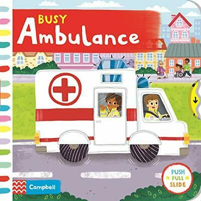 £100.99 • Buy Busy Ambulance (Busy Books) By Books, Campbell Book The Cheap Fast Free Post