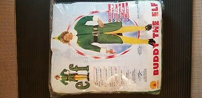 $5 • Buy Rubie's Mens Elf Movie Buddy The Elf Deluxe Adult Sized Costumes - XL