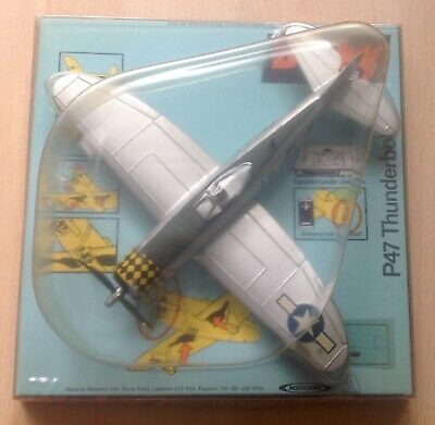 £115 • Buy Dinky Toys 734 P47 Thunderbolt Aircraft Original Bubble Pack