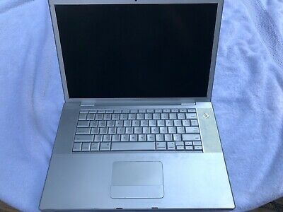 $42 • Buy Macbook Pro 2008 15 Inch (for Parts, Screen And Keyboard Only)