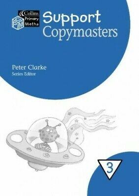 £32.99 • Buy Collins Primary Maths �  Year 3 Support Copymasters Copymasters Book The Cheap