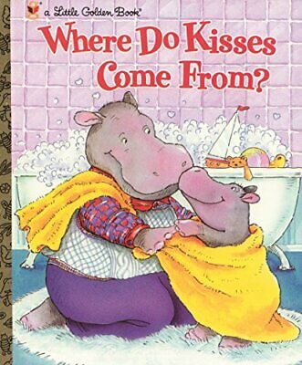 £5.49 • Buy Where Do Kisses Come From? (Little Golden Book) (Little Gol... By Fleming, Maria