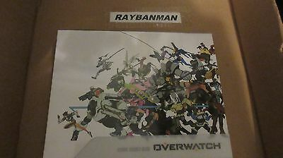 AU54.04 • Buy Overwatch Collector's Edition Art Book Only (Visual Source Book) Blizzard