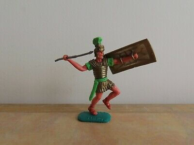£2000 • Buy Timpo Toys Roman With Green Torso & Legs - Rare Variation, Plastic Toy Soldier