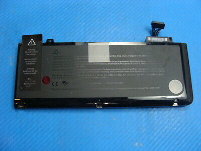 $17.99 • Buy MacBook Pro A1278 13  Late 2011 MD313LL/A Battery 10.95V 63.5Wh 661-5557 #4