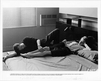 £8.80 • Buy Nine And A Half Weeks 8x10 Inch Photo Basinger & Rourke On Bed