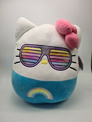 £29.99 • Buy Squishmallows Hello Kitty 20  Plush Collectable Toy Sunglasses (3+ Years)
