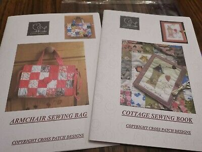 £1.75 • Buy Sewing Pattern Bundle. Armchair Sewing Bag Cottage Sewing Book. Patterns Sew