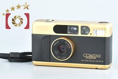 $ CDN2155.45 • Buy CONTAX T2 60 Years Anniversary Edition Gold Point&Shoot 35mm Film Camera