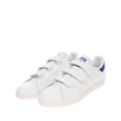 AU56.53 • Buy RRP €150 ADIDAS ORIGINALS STAN SMITH CF Leather Sneakers Size 44 UK 9.5 US 10
