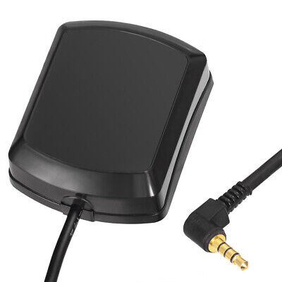 AU17.70 • Buy GPS Antenna Receiver 3.5mm For Vechicle AUKEY Car Dash DR01 DR03 Dash Camera