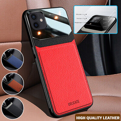 AU10.99 • Buy For IPhone 13 12 Mini 11 Pro Max 8 7 6 XR X Case Luxury Leather Shockproof Cover