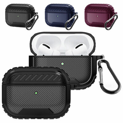 AU10.36 • Buy Shockproof Protective Case Keychain Charing Cover For AirPod Pro Airpods 1/2