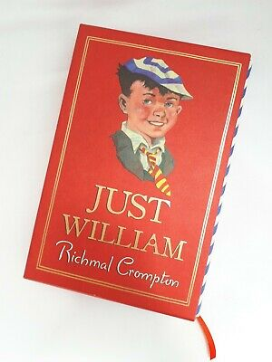 £9.90 • Buy Just William - By Richmal Crompton 2013 Hardback Boxed Edition.