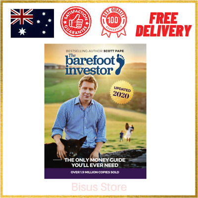 AU23.21 • Buy Barefoot Investor 2020 Newest Version | Paperback Book | Free Shipping | NEW AU