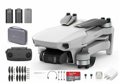 AU550.61 • Buy DJI Mini SE Drone Fly More Bundle By Drone SuperStore