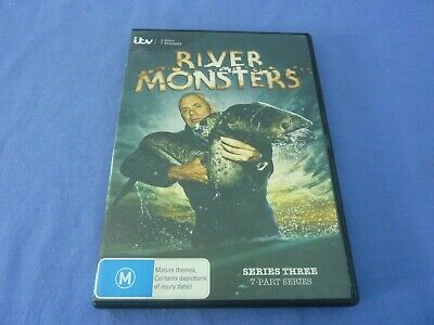 £6.98 • Buy River Monsters DVD 2-Disc Series Three 3 R4 Free Tracked