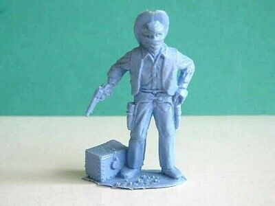 £1.20 • Buy 1 X TIMPO 1970's ACTION PACK SOLDIER. WILD WEST COWBOY BANK ROBBER. 1/32 SCALE.