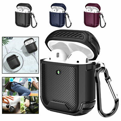 AU10.36 • Buy For Apple AirPods 1 2 3 Gen Silicone Case + Keychain Protective Full Cover Skin