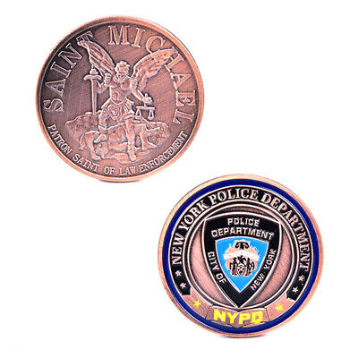 £3.63 • Buy America Police New York Commemorative Coin  Collection Challenge Art Crafty1 Fh