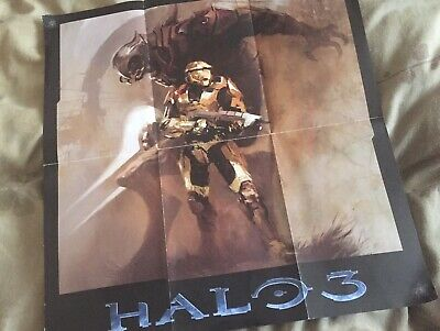 £2 • Buy Halo 3 Poster