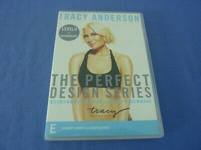 £5.80 • Buy Tracy Anderson DVD The Perfect Design Series Level II Intermediate R0 Postage