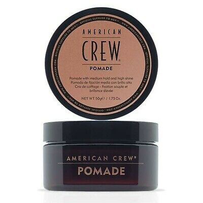 £11.99 • Buy American Crew POMADE Pliable Hold With High Shine 85g