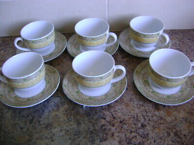 £12 • Buy Wedgwood Florence 6 Cups And Saucers