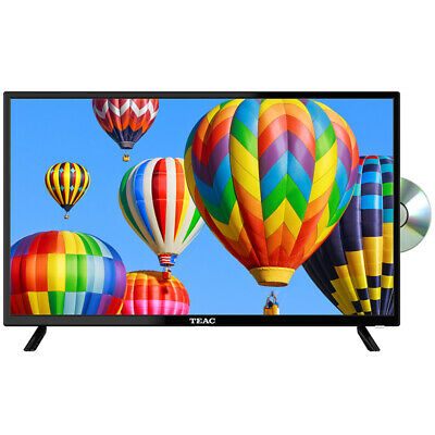AU569.98 • Buy Teac 32  12V Android Smart DVD Combo HD TV + Apps Ideal For Caravans LEV32A422