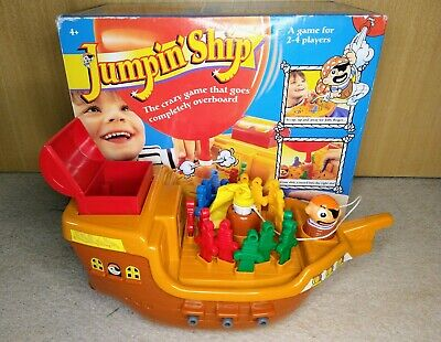 £24.95 • Buy TOMY Jumpin' Ship Pop Up Pirate 1990s Rare Vintage Game - READ DESCRIPTION