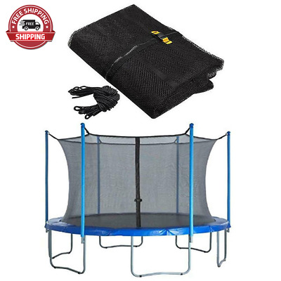 £23.73 • Buy Outdoor Protection 8Ft Trampoline For Kids And Teens For Safety Protection Net