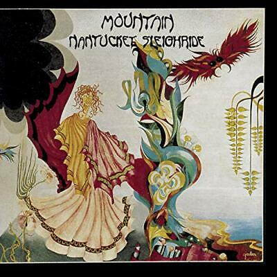£6.52 • Buy Mountain - Nantucket Sleighride - Mountain CD ZWVG The Cheap Fast Free Post The
