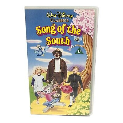 £61.92 • Buy Walt Disney Classics Song Of The South VHS Tape RARE Made In England EUC