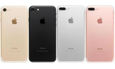 £149.95 • Buy Apple IPhone 7 Plus 32GB, 128GB - Rose Gold, Black, Silver - Very Good Condition