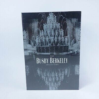 £36.36 • Buy The Busby Berkeley Collection (DVD, 2006, 6-Disc Set) New, Sealed