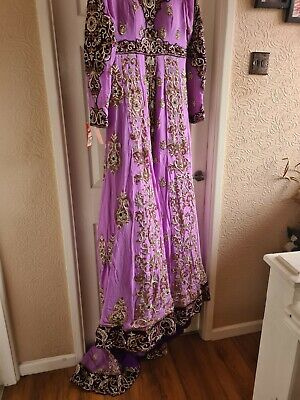 £150 • Buy Indian Wedding Gown Size 10-12
