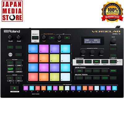 AU972.01 • Buy ROLAND VERSELAB MV-1 Song Production Studio Music Workstation Brand New With BOX