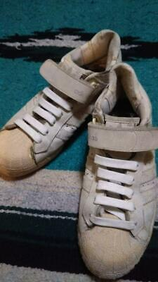 £161.70 • Buy Vintage Adidas Pro Shell Made In France Sneakers Men Us6.5