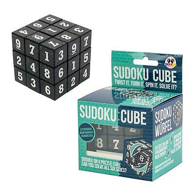 £8.25 • Buy Sudoku Cube Puzzle Number Brain Teaser Adult Kids Maths Number Toy Game Gift