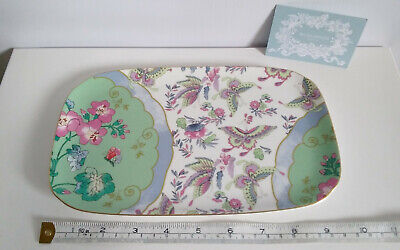 £49.99 • Buy Wedgwood Butterfly And Bloom Sandwich Tray. Boxed, Brand New