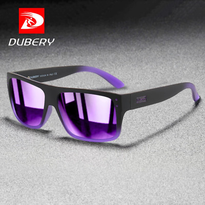 AU32.50 • Buy Dubery Outdoor Square Polarised Driving Sunglasses NEW