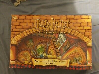 £11.95 • Buy Harry Potter Mystery At Hogwarts Board Game. Complete With All Pieces!