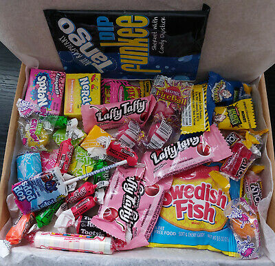 £5.25 • Buy American Sweets Candy Pick N Mix Personlised Message Jolly Rancher Warheads