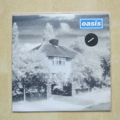 £124.99 • Buy OASIS Live Forever UK 7  In Numbered Sleeve Creation CRE 185 1994