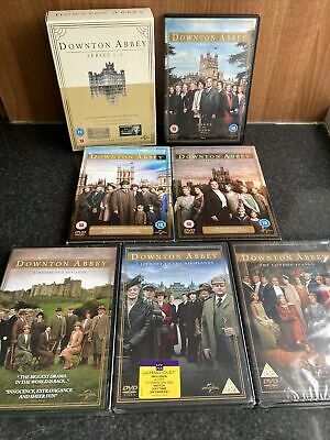 £34.99 • Buy Downtown Abbey The Complete Collection Series 1-6 With Specials - Some Sealed