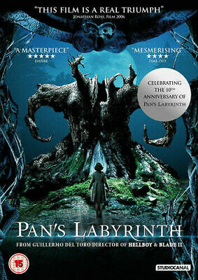 £0.99 • Buy Pan's Labyrinth DVD (2007)  NEW SEALED