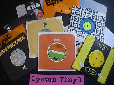 £12.93 • Buy Instant 50's Starter Record Collection 20x7  Vinyl Records In At Least Good Cdn