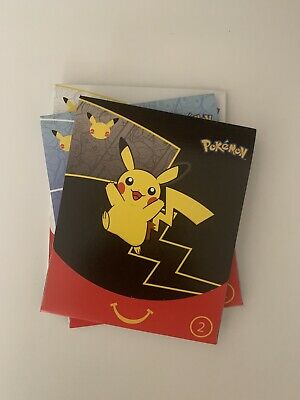 $5.70 • Buy 1x Pokemon McDonalds 25th Anniversary Promo Sealed Booster Pack (Free Shipping!)